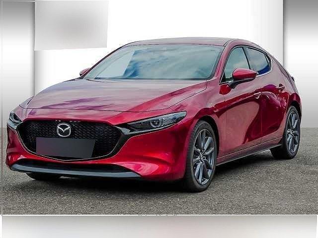 Mazda Mazda3 5-Türer - 3 SKYACTIV-G 2.0 M-Hybrid SELECTION Act-P Leder-S Bose Des-P