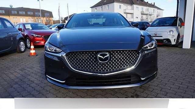 Mazda Mazda6 4-Türer - 6 Lim., AT-Getriebe, Sports-Line, Sports-Line-Plus-Paket, GSD, Apple CarPlay