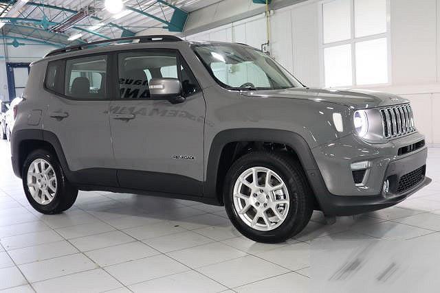 Jeep Renegade - 1,3 T-GDI 2WD LIMITED DDCT MJ 2020