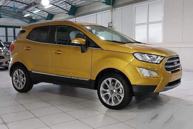 Ford EcoSport - 1,0 ECOBOOST TITANIUM AUDIO XENON KAMERA LM17