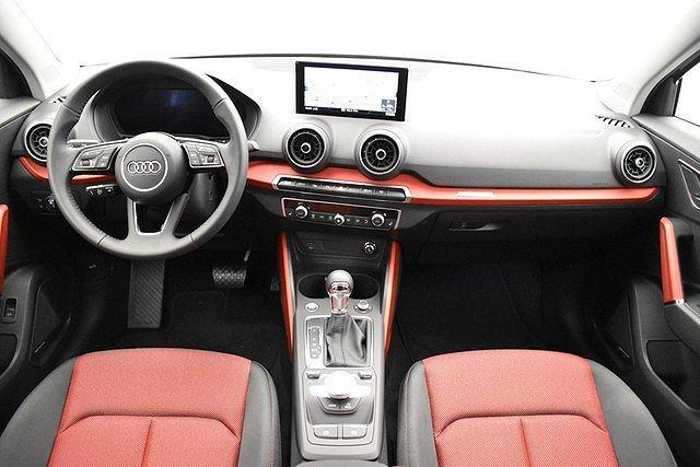 Audi Q2 40 2.0 TFSI Quattro S-tronic S-line Exterieur P