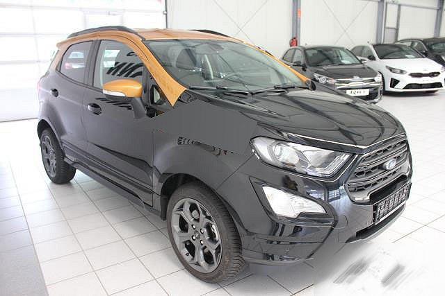 Ford EcoSport - 1,0 ECOBOOST AUTO. ST-LINE NAVI XENON LM17