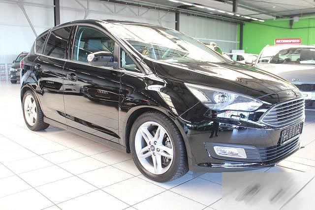 Ford C-MAX - COMPACT 1,5 ECOBOOST AUTO. TITANIUM NAVI BI-XENON LM17