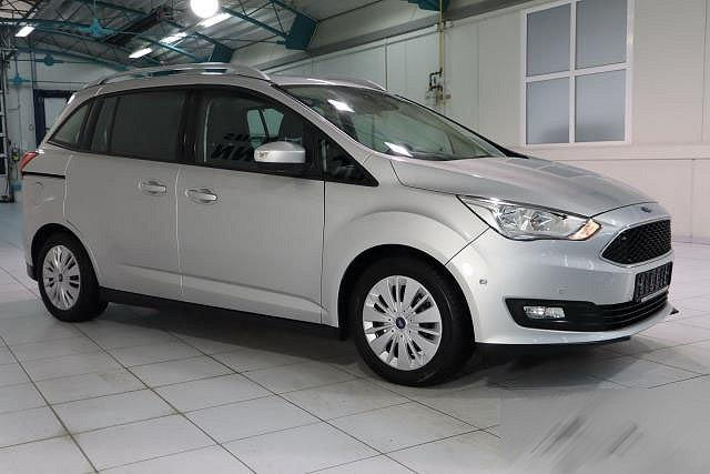 Ford Grand C-MAX - 1,0 ECOBOOST COOLCONNECT 5-SITZER NAVI AHK