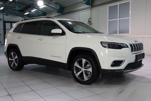 Jeep Cherokee - 2,2 MULTIJET 4WD LIMITED