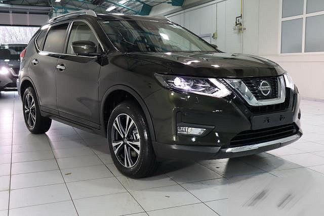 Nissan X-Trail - 1,3 DIG-T DCT AUTO. N-CONNECTA 7-SITZE PANORAMA