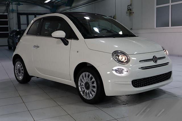 Fiat 500C - 0,9 8V TWINAIR LOUNGE SERIE 7