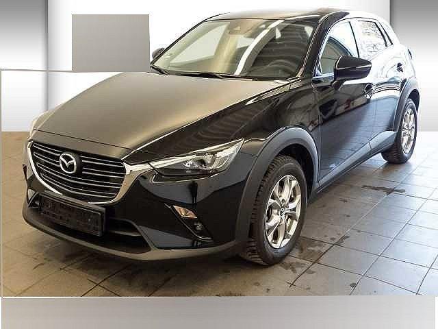 Mazda CX-3 - SKYACTIV-G 121 FWD Exclusive-Line Navi ACAA