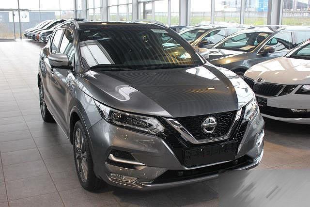Nissan Qashqai - 1,3 DIG-T DCT AUTO. N-CONNECTA DYNAMIC LED PANO WINTER