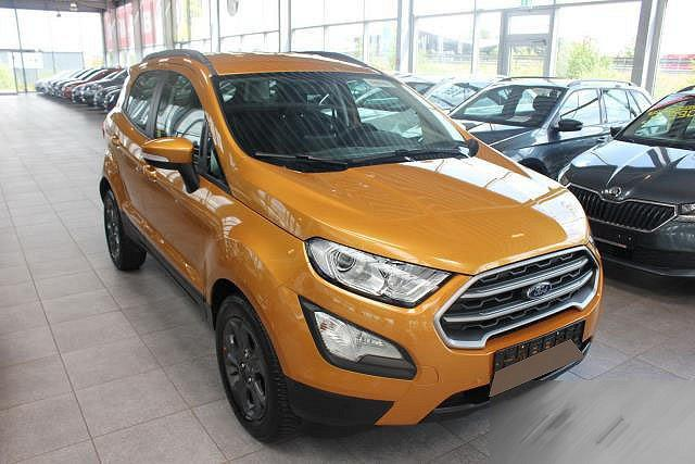 Ford EcoSport - 1,0 ECOBOOST COOLCONNECT NAVI LM