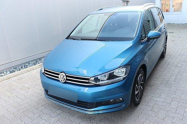 Volkswagen Touran - 1.6 TDI 7.Sitzer Join Navi,AHK,PDC