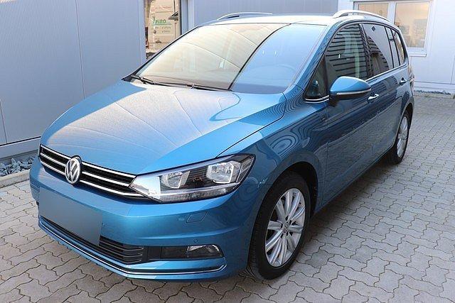 Volkswagen Touran - 1.6 TDI DSG 7.Sitzer Join Navi,AHK