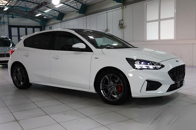 Ford Focus - 1,5 ECOBOOST AUTO. 5T ST-LINE NAVI LED PANO BO HEAD-UP LM17