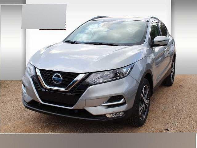 Nissan Qashqai - 1.3 DIG-T 160PS N-CONNECTA BFS NAVI Pano