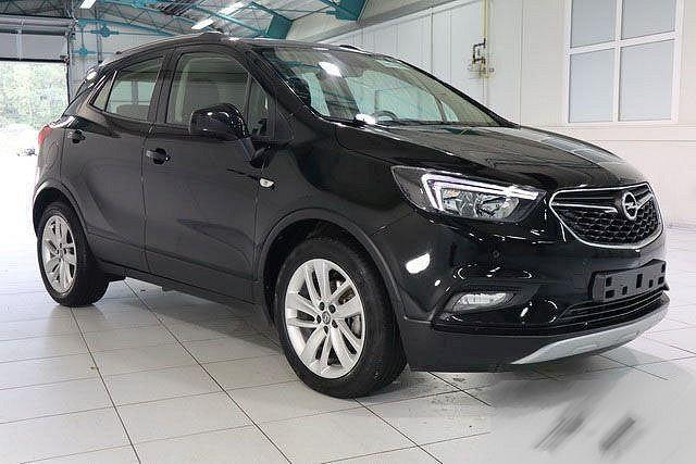 Opel Mokka X - 1,4 TURBO INNOVATION NAVI KAMERA AHK