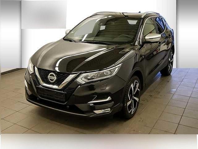 Nissan Qashqai - 1.3 DIG-T TEKNA + Navi BFS RFK PGD