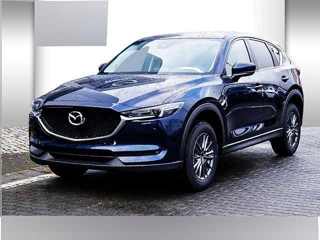 Mazda CX-5 - SKYACTIV-G 165 Exclusive-Line