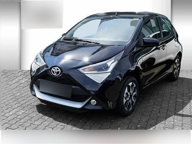 Toyota Aygo - 1.0 X-Play Club 5-Türer Metallic Carplay Android Auto