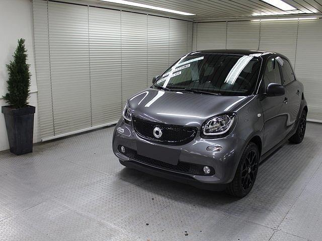 Smart forfour - twinamic passion