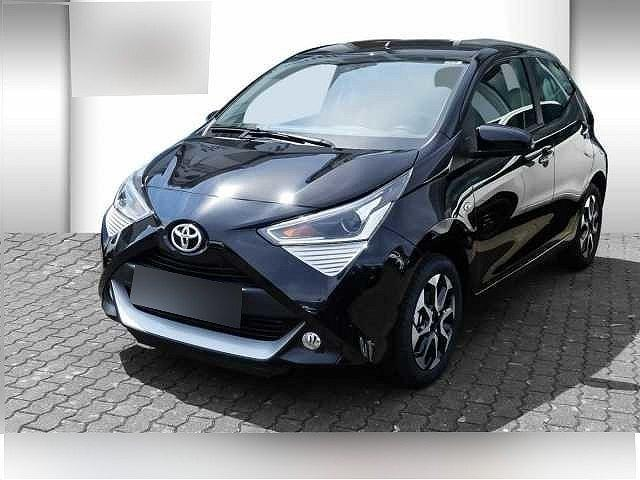 Toyota Aygo - 1.0 X-Play Club 5-Türer Metallic