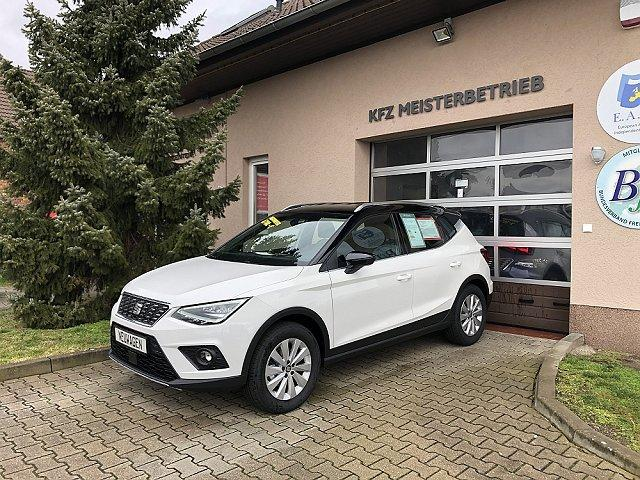 Seat Arona - 1.0 TSI 85kW XCELLENCE DSG TopAusst. OnlineAktion