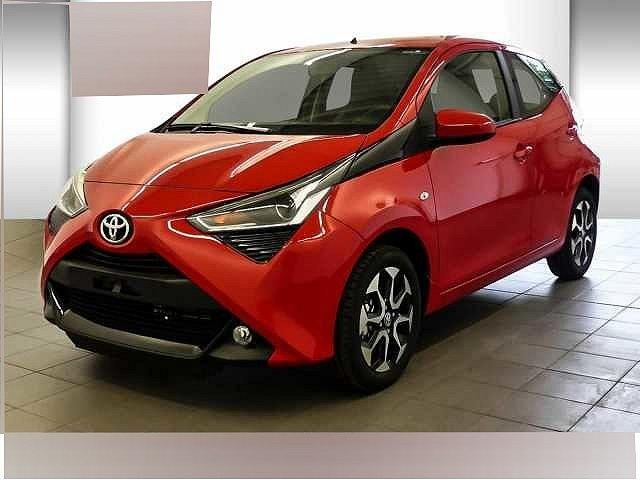 Toyota Aygo - 1.0 X-Play Club 5-Türer Carplay Android Auto