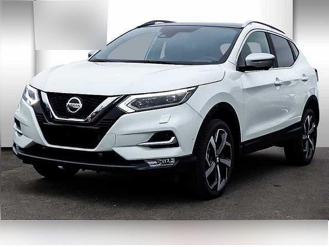 Nissan Qashqai - 1.3 DIG-T TEKNA+ Leder Navi Panoramadach '2020