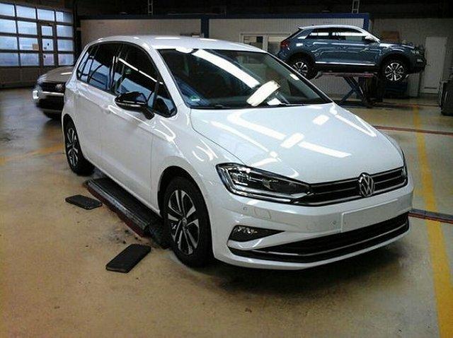 Volkswagen Golf Sportsvan - 1.0 TSI IQ.Drive ACC LED Parklenk