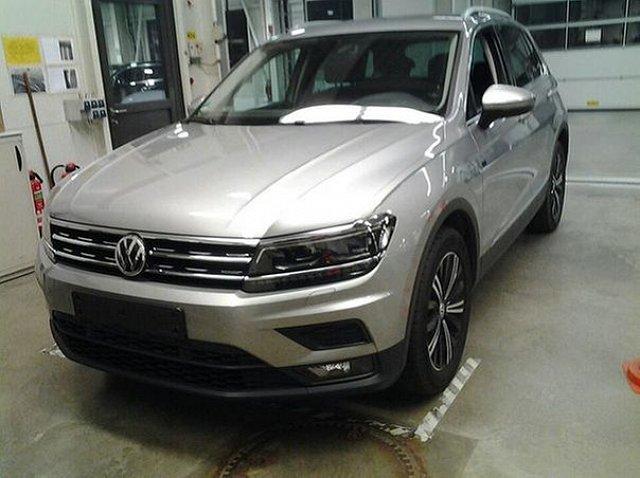 Volkswagen Tiguan - 2.0 TDI Join LED Head Up ACC Navi AHK
