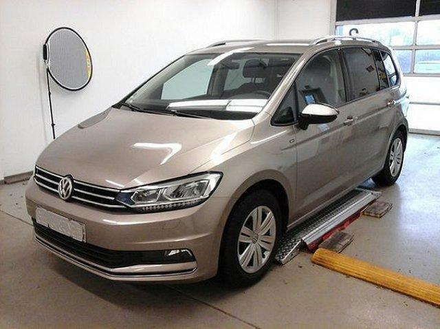 Volkswagen Touran - 1.5 TSI DSG Join ACC Navi LED Assistenz