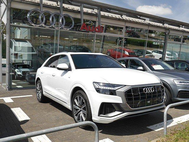 Audi Q8 - 50 3.0 TDI Q Tip 2x S line 21 Zoll B O DAB HD
