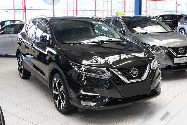 Nissan Qashqai - 1,3 DIG-T DCT AUTO. TEKNA PANORAMA FRONTSCHEIBENHEIZUNG
