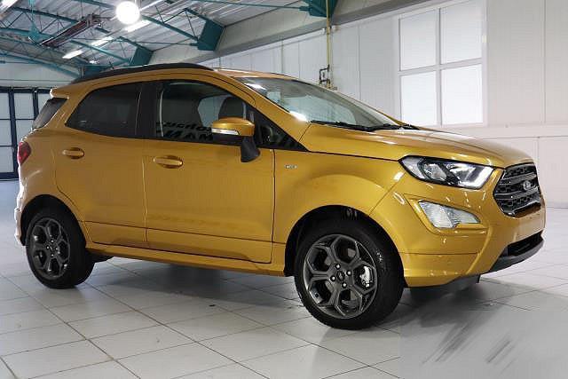 Ford EcoSport - 1,0 ECOBOOST AUTO. ST-LINE AUDIO LM17