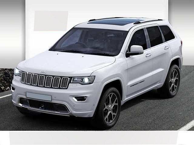 Jeep Grand Cherokee - 3.0I MJT Overland MY18 PANO NAVI LEDER MP3 KAMERA