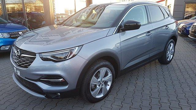Opel Grandland X - 120 J.*Navi*LED*4xShzg*18Zoll*Cam*