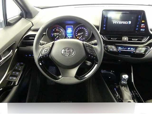 Toyota C-HR - Club 1.8 Hybrid Metallic