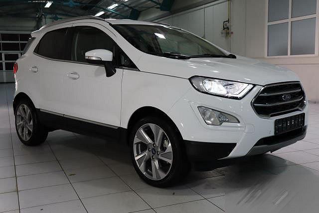 Ford EcoSport - 1,0 ECOBOOST TITANIUM NAVI XENON GSD LM18