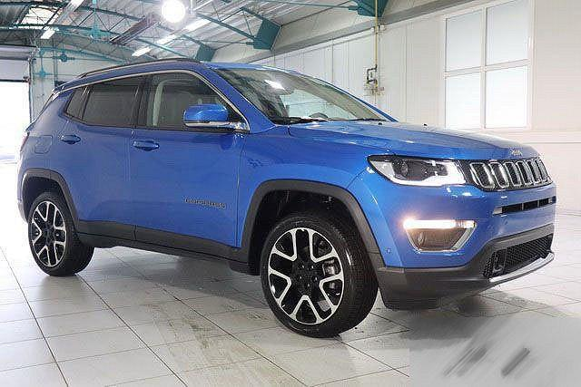 Jeep Compass - 1,4 MULTIAIR 4WD LIMITED AUTOMATIK