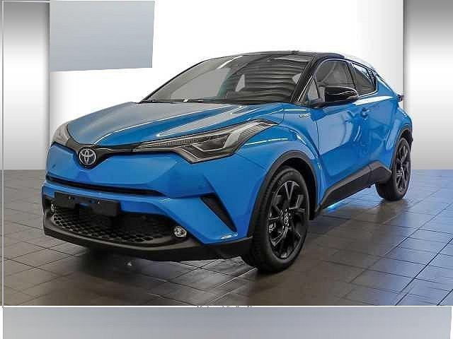 Toyota C-HR - 1.8 Hybrid 4x2 Style Selection