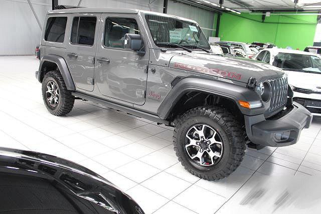 Jeep Wrangler - JL 2,0 T-GDI UNLIMITED 4WD RUBICON AUTOMATIK MJ 2020