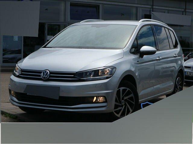 Volkswagen Touran - 1.5 TSI DSG JOIN NAVI+AHK+7-SITZER+BLUETO