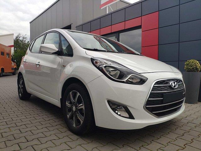 Hyundai ix20 - 125PS Automatik Klima*Radio*ZV Funk*EFH*UVM