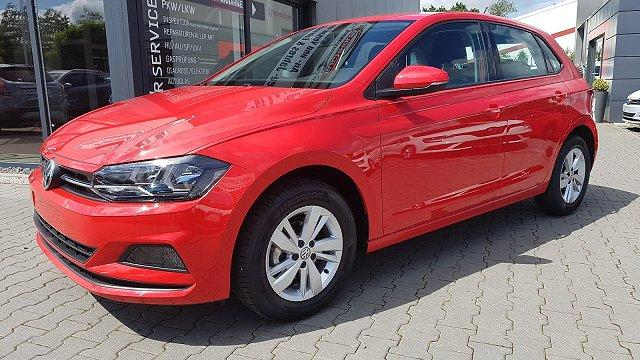 Volkswagen Polo - Comfortline*3J.Gar.*15Zoll*FrontAssist*AppC