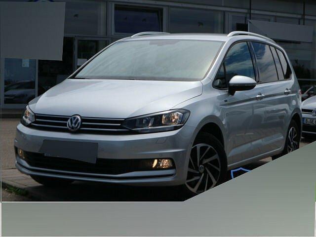 Volkswagen Touran - 1.5 TSI DSG JOIN NAVI+7-SITZER+BLUETOOTH+