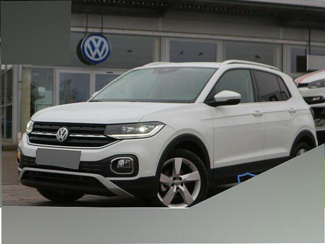 Volkswagen T-Cross - 1.0 TSI DSG Style LED+NAVI+KAMERA+BLUETO