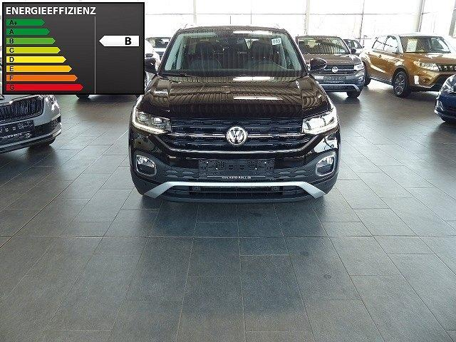 Volkswagen T-Cross - 1.0TSI Style SOFORT LED Sitz. PDC v+h Navifunktion über App Conect Lane Assist 18
