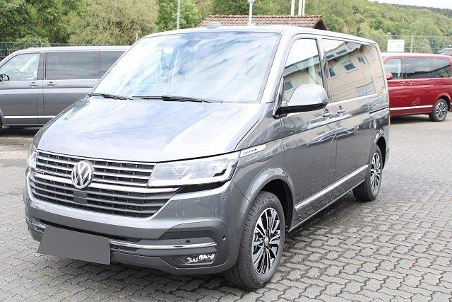Volkswagen T6 Multivan - T6.1 Highline 4M. DSG Voll! Alcantan
