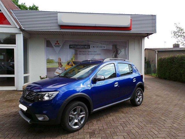 Dacia Sandero - Stepway TCe 90 Prestige, Navi, Klimaautomatik, Rückfahrkamera, Sitzheizung