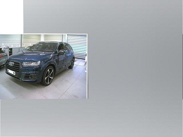 Audi Q7 - 50 TDI Q Tip. S line Luft 21 Zoll Standhzg.