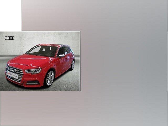 Audi S3 - Sportback 2.0 TFSI Q S tronic Navi Virtual Co